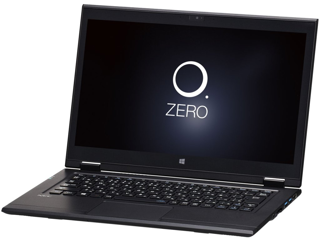 nec lavie hybrid zero hz750