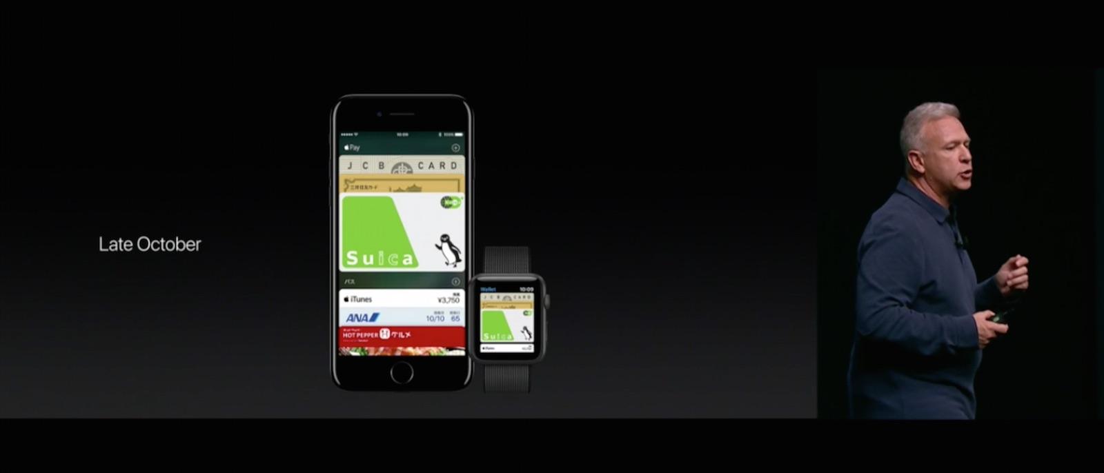 iPhone 7 FeliCa おサイフケータイ