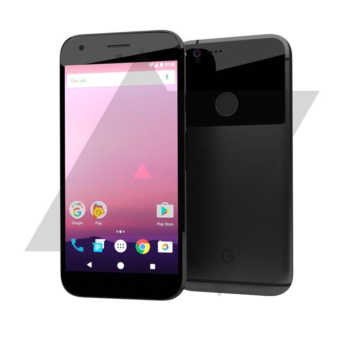 Google Pixel 外観