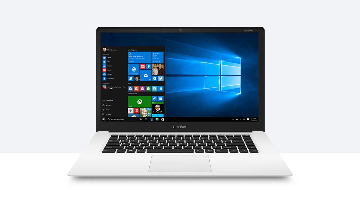 CHUWI LapBook キーボード