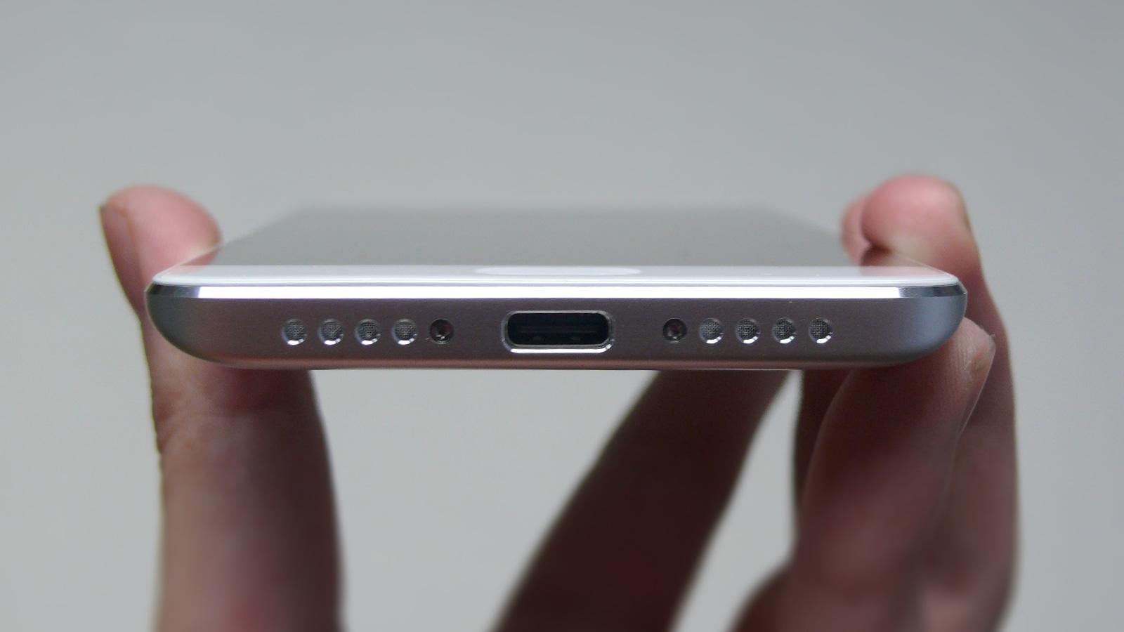 Xiaomi Mi5s 底面