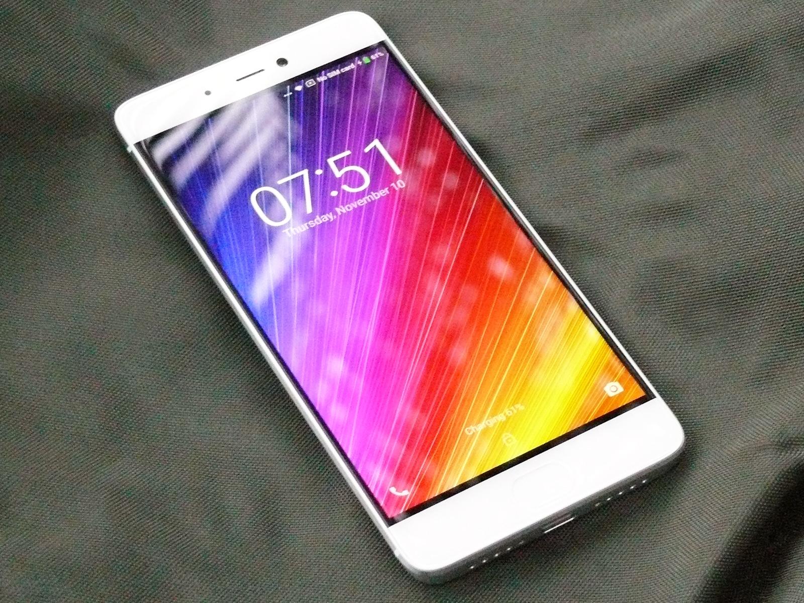 Xiaomi Mi5s 液晶ディスプレイ面
