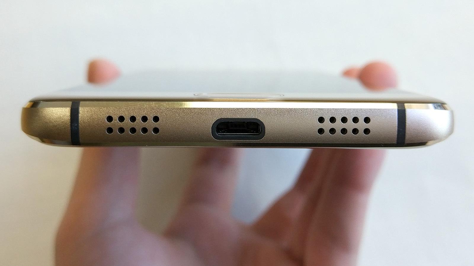 Elephone S7 底面