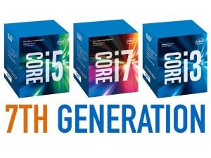 Intel第7世代(Kaby Lake) デスクトップ向けCPU
