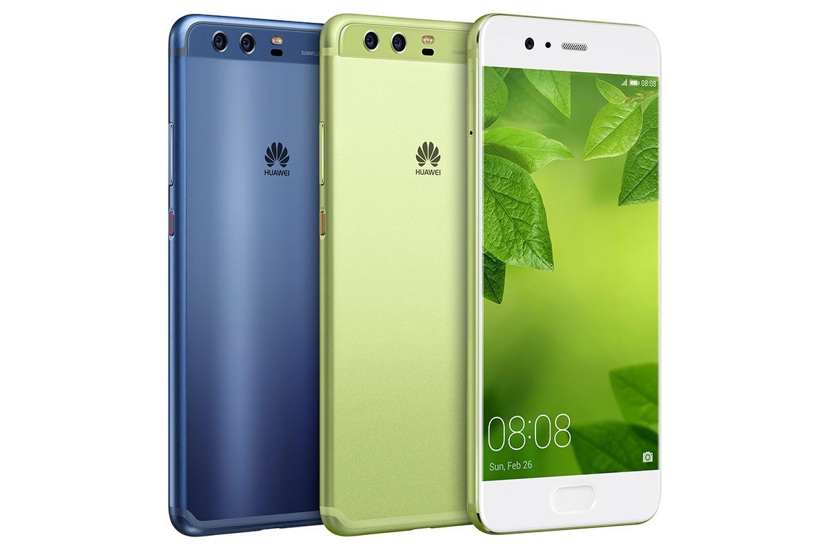 Huawei P10 デザイン