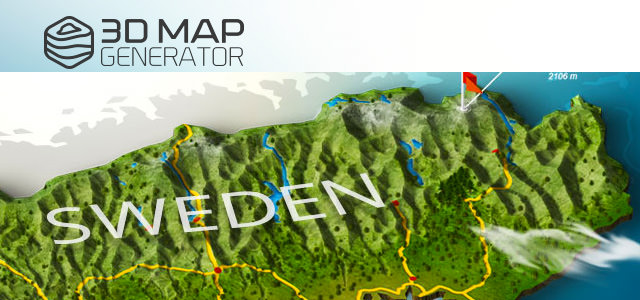 3D map Genarator GEO