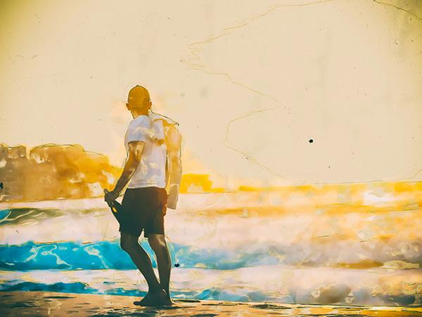 Beach Effect3 / ビーチ
