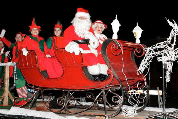 Vidalia Christmas Parade 2013