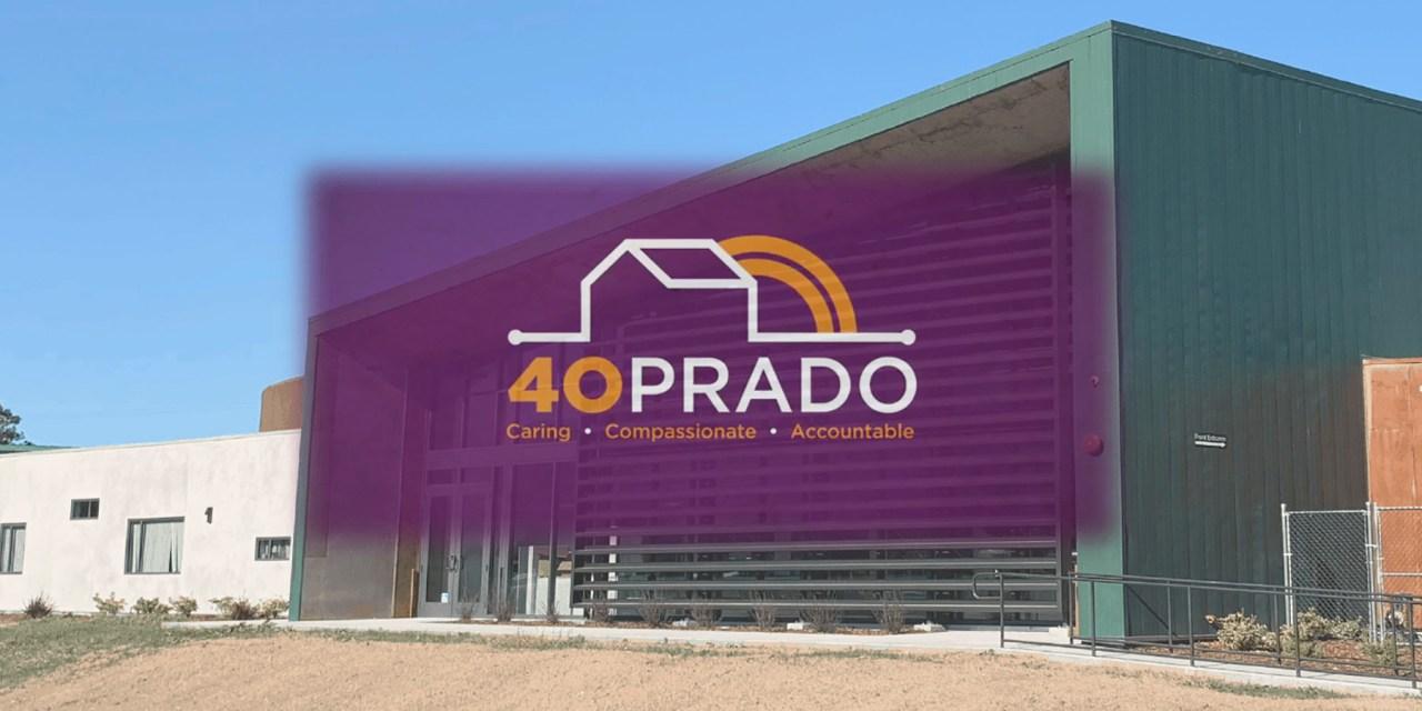 40 Prado Homeless Shelter Needs Volunteers, Goods