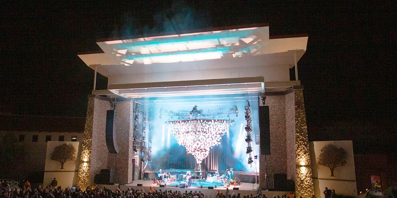 Sara Bareilles Lights up Vina Robles Amphitheatre