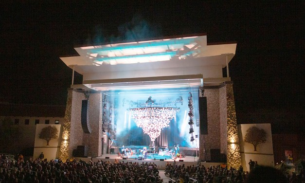 Sara Bareilles Lights up Vina Robles Amphitheatre