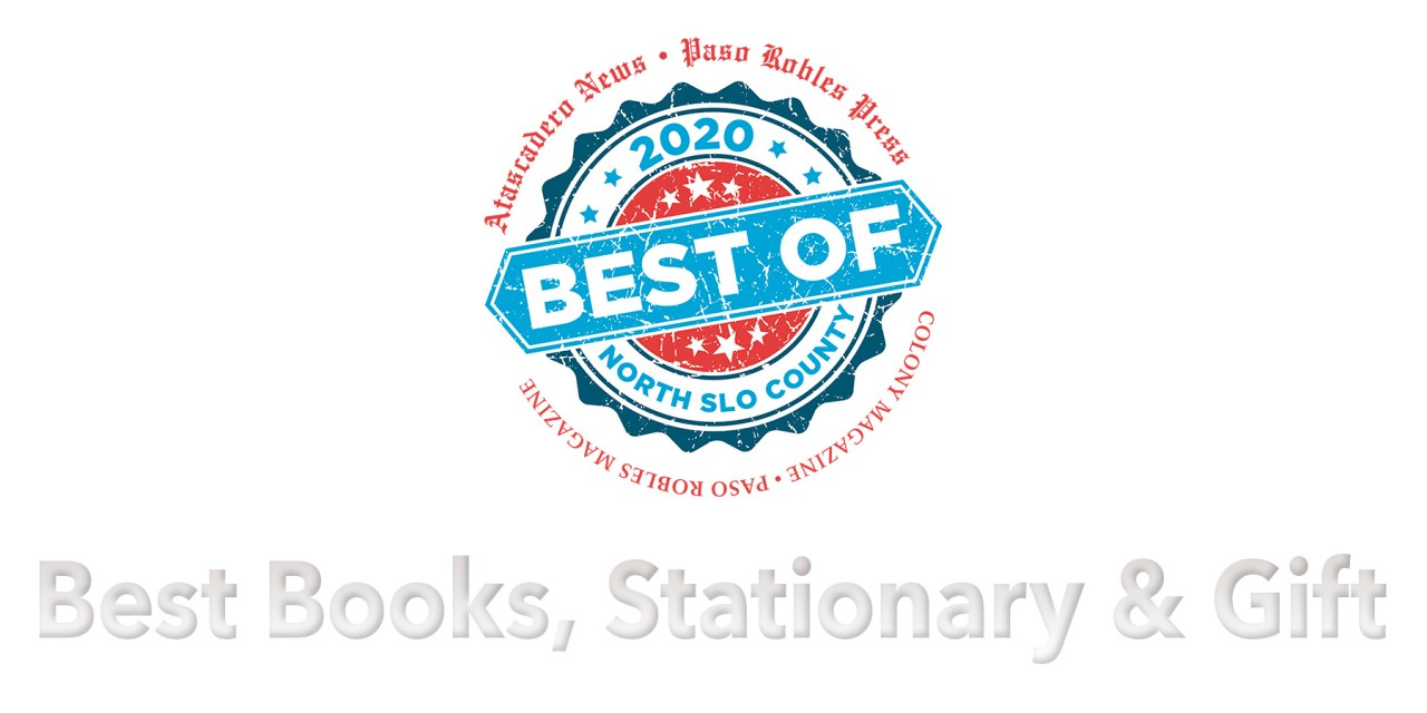 Best of 2020 Winner: Best Books, Stationary & Gifts