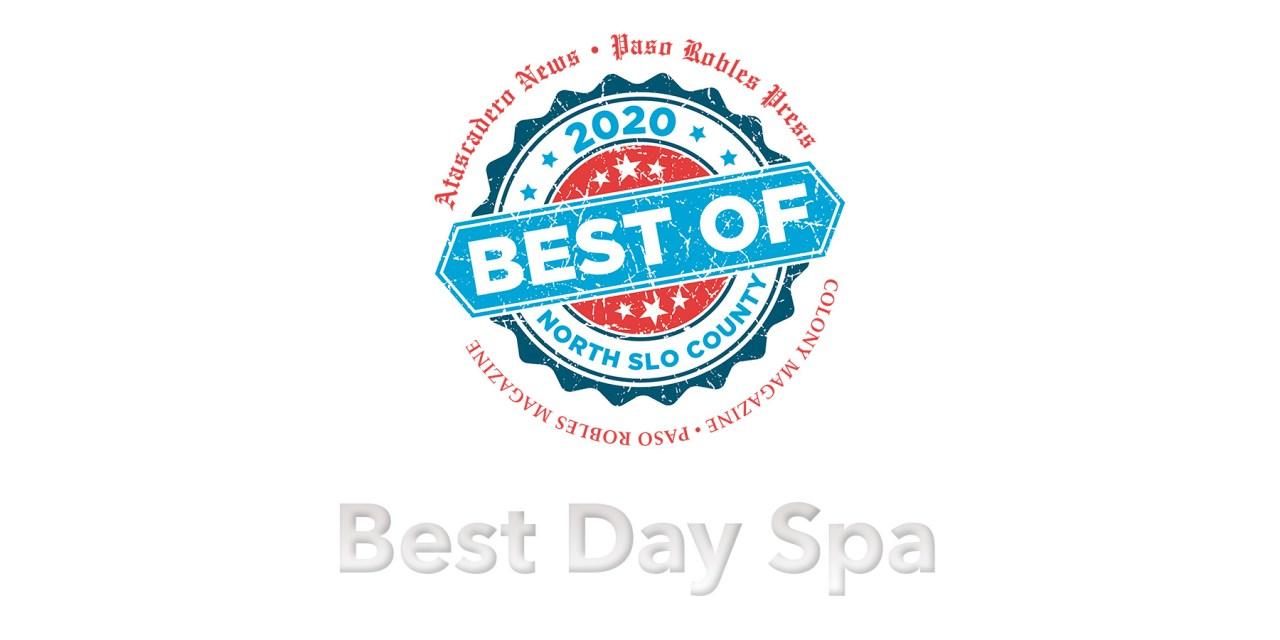 Best of 2020 Winner: Best Day Spa