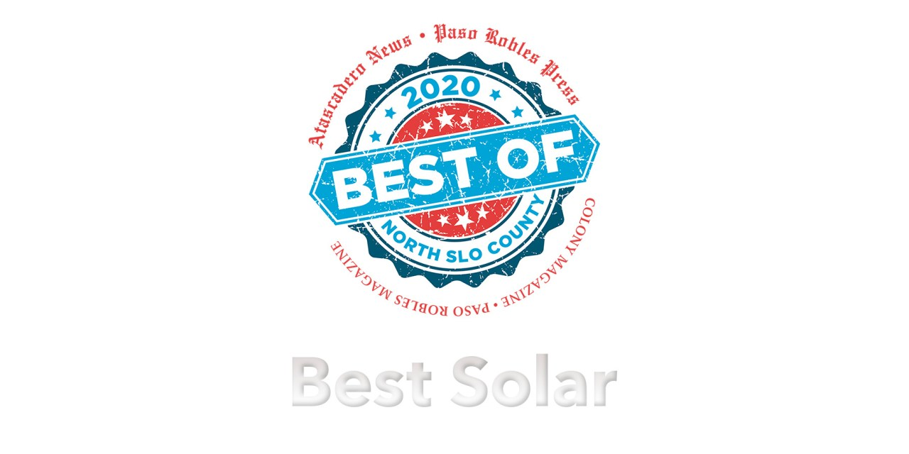 Best of 2020 Winner: Best Solar