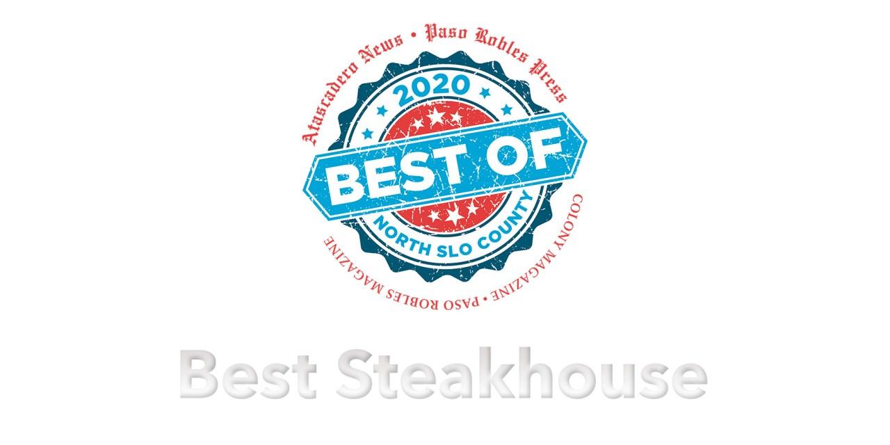 Best of 2020 Winner: Best Steakhouse