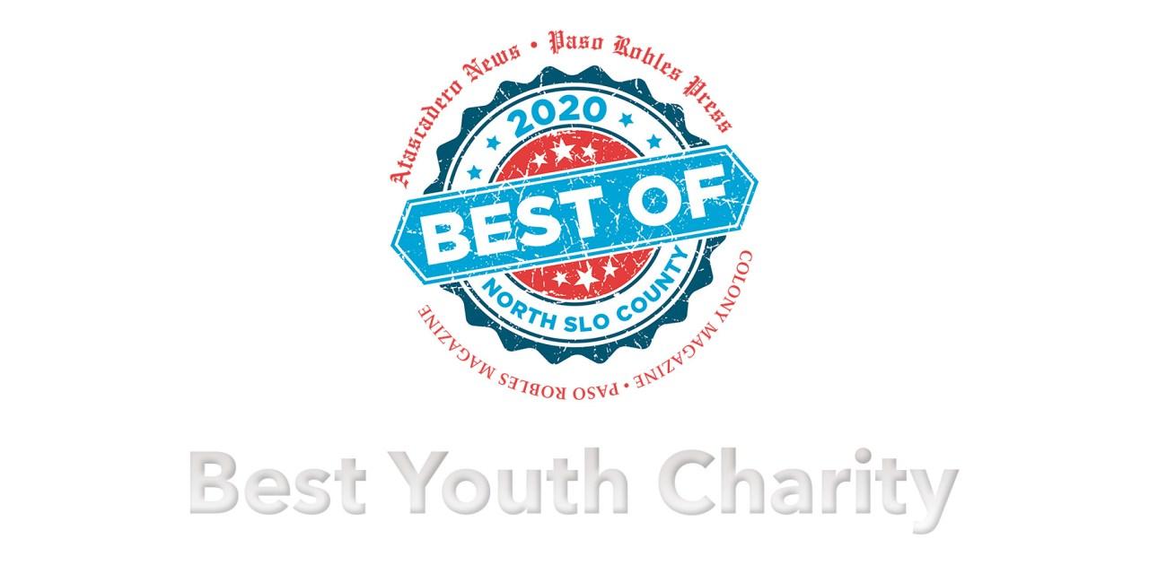 Best of 2020 Winner: Best Youth Charity
