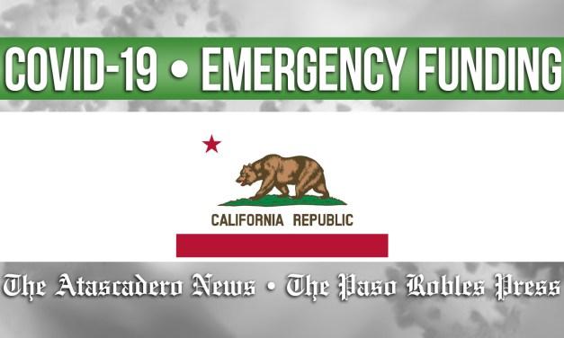 President Approves Major Disaster Declaration for California