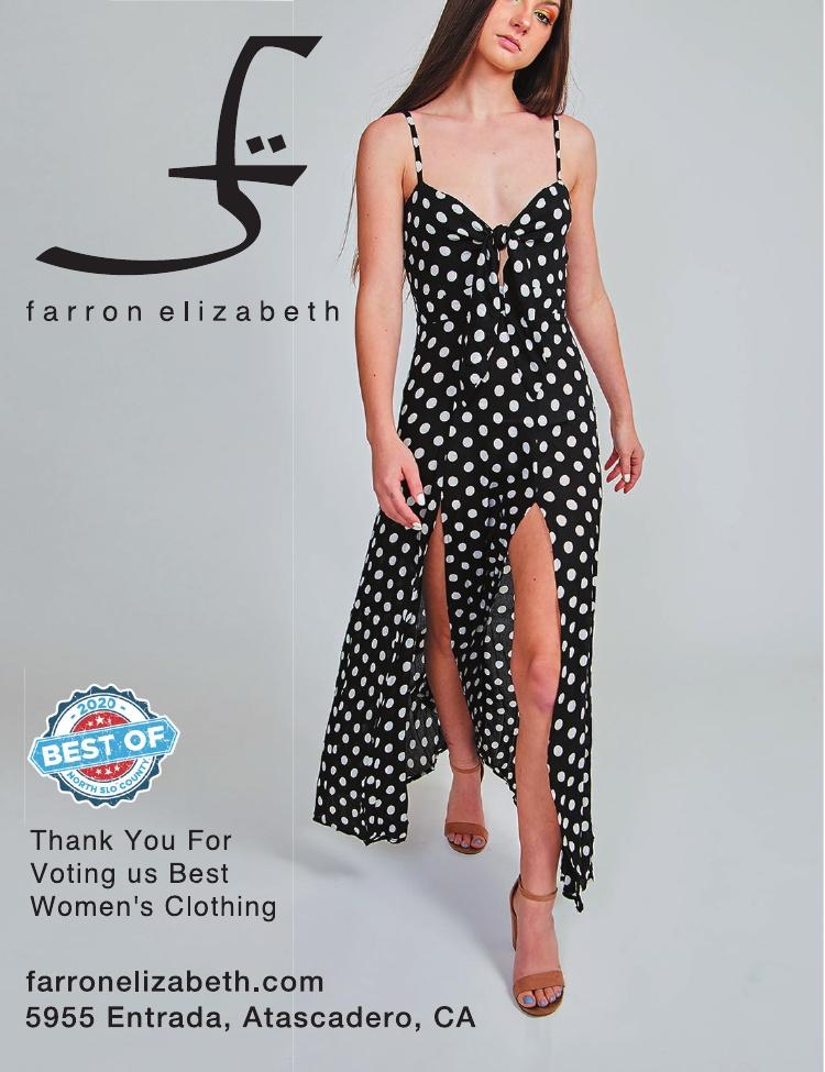 Farron Elizabeth Best of 2020