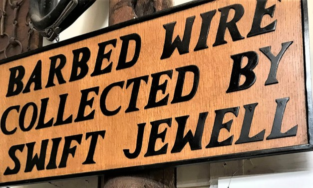 Barbed Wire and Collectibles Show Returns to Paso Robles