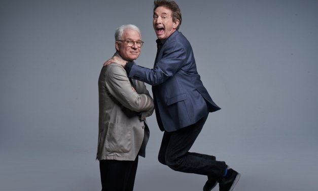 Steve Martin & Martin Short to Host 'The Funniest Show in Town at the Moment'