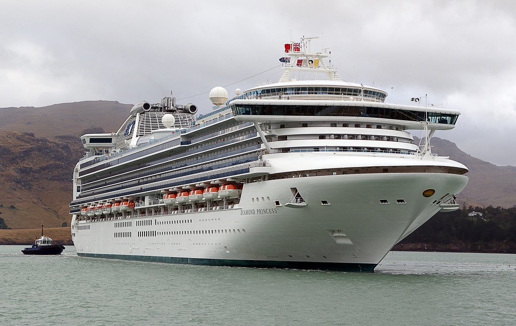 Day 2 Update: Pacific Grove Steps Up to Assist Grand Princess Cruise Passengers