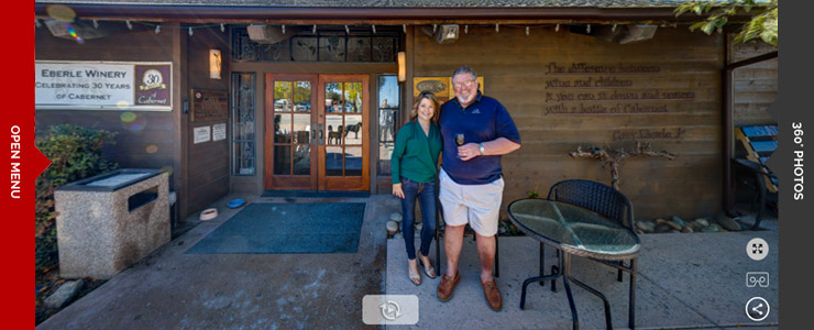 Eberle Winery Virtual Tour Image