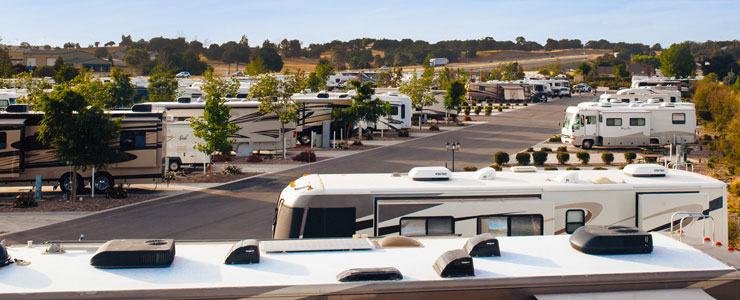 RV Parks in Paso Robles Wine Country