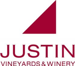 JUSTIN winery logo for 2016