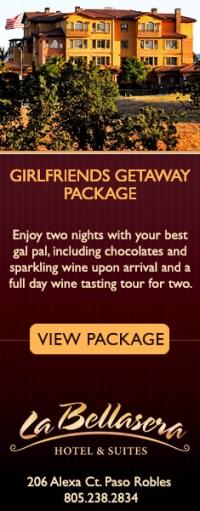 La Bellaserra Girlfriends Getaway
