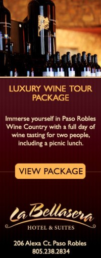 La Bellaserra Luxury Wine Tour Package