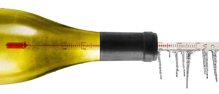 FAQs wine temperature