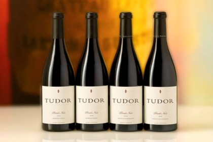 Tudor Wines Pinot Noir Collection