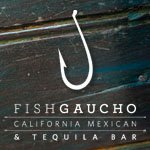 Fish Gaucho Button Ad