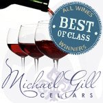 Michael Gill Cellars Button Ad