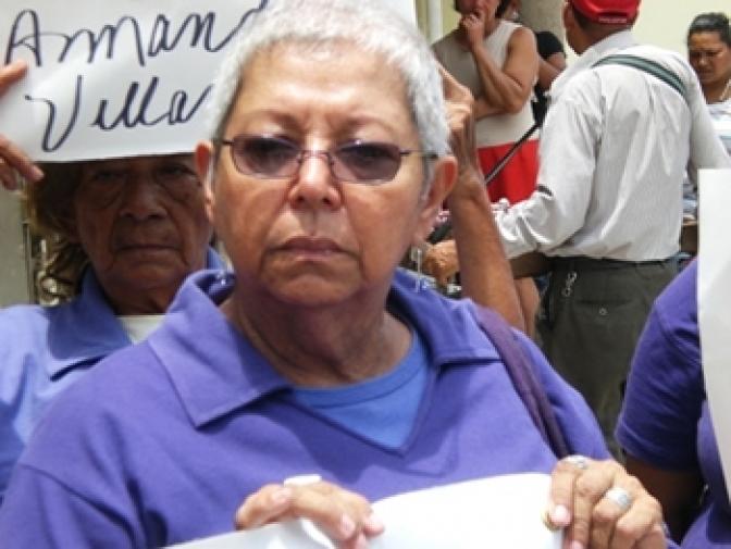 Honduras debe evitar la criminalización de Gladys Lanza defensora de derechos humanos.