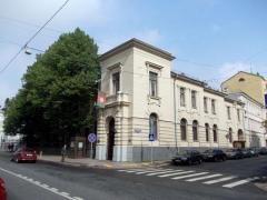 Посольство Афганистана в Москве