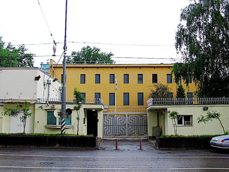 Посольство Израиля в Москве - официальный сайт, адрес и телефон