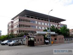 Посольство Южной Кореи в Москве