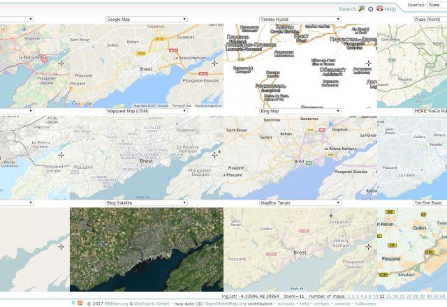 map compare