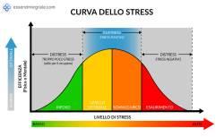 """Curva dello stress Emozioni, il potere """"olimpico"""" degli ormoni"""