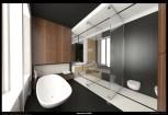 Apartment in Pescara main bathroom