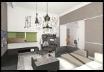 Apartment in Pescara living