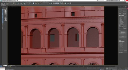 3dsmax - colosseo 4