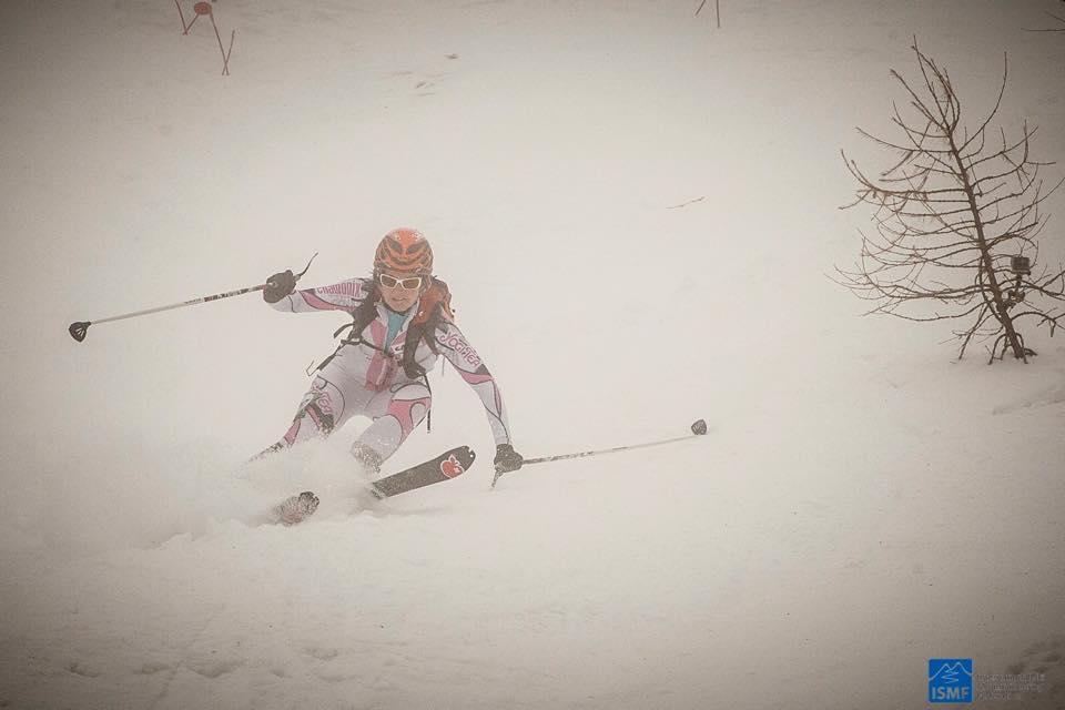 Tanya Puy Saint Vincent coupe du monde skialpinisme