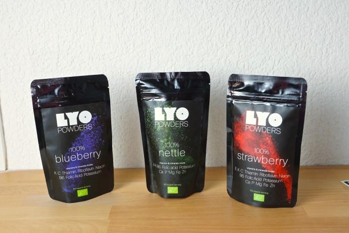 Lyopowder lyofood poudre lyophilysé smoothie drink boissons fruits recette ingrédient cru biologique bienfaits
