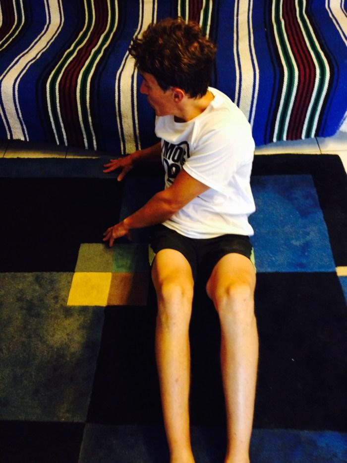 workout entrainement sportif préparation rentrée exercice coach séance abdominaux