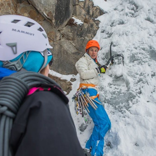 Interview sur l'entrainement de Marion Poitevin - Guide de Haute Montagne