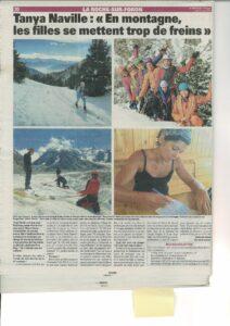 messager,presse,montagne,alpinisme,tanya,féminisation,féminin http://pasquedescollants.wordpress.com