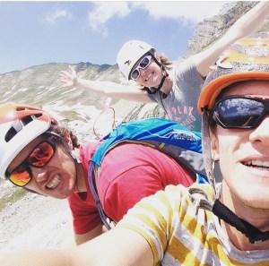 Test sac ultra trail vest montagne CAMP Grande voie escalade