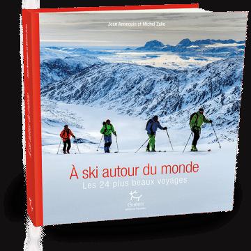 livre a ski autour du monde j.-annequin-et-m.-zalio